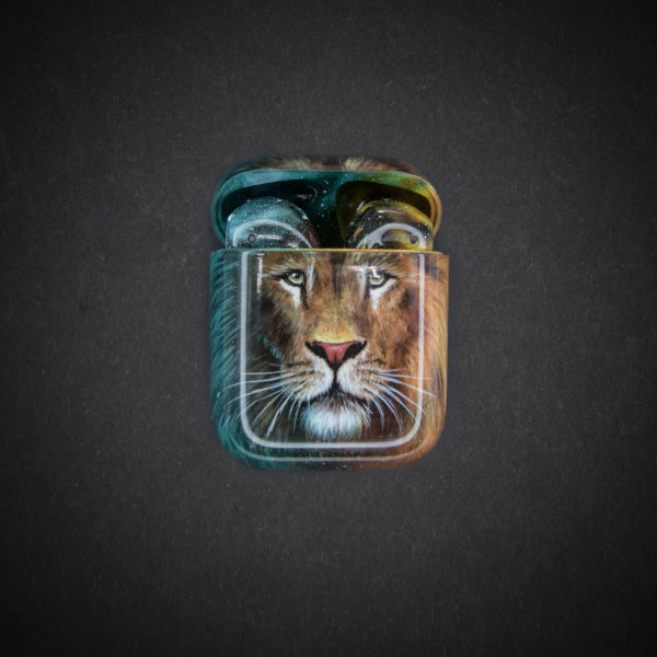 airpods 2 lion