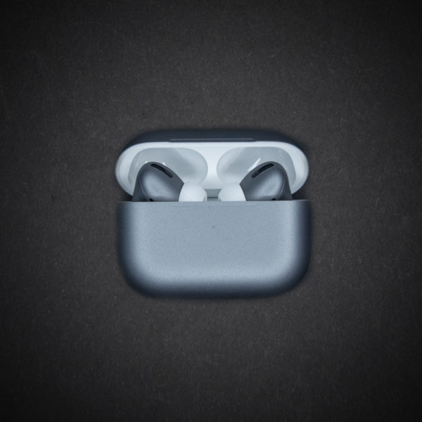 grey airpods pro