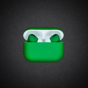 green airpods pro