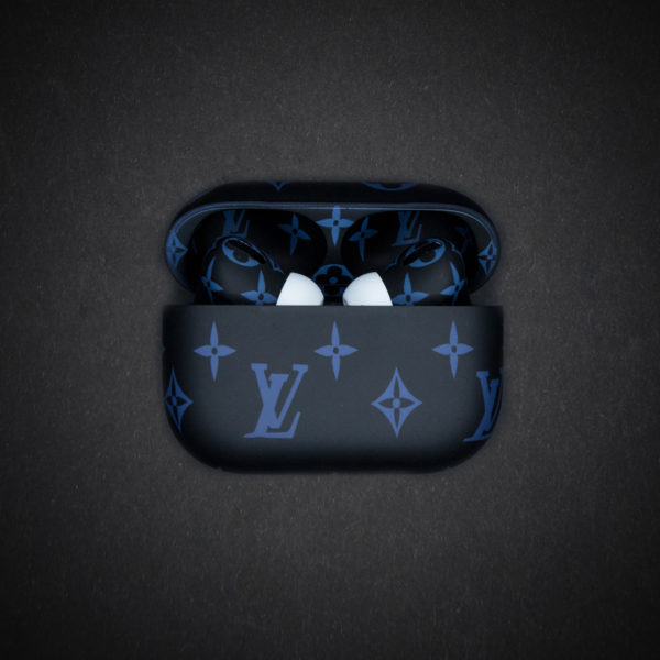 AirPods LV blue