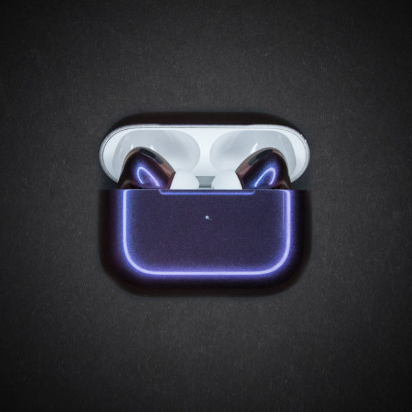 airpods pro violet